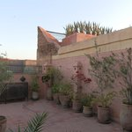 pretty roof terrace