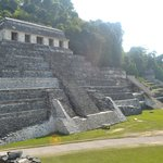 Palenque ruinas
