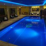 The pool!