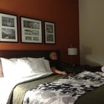Foto van Sleep Inn & Suites Oak Grove