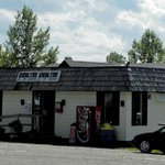 Calaway Park RV Park and Campground - Office, Aug 2012