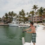  fishing at the resort
