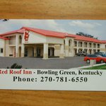 Foto van Red Roof Bowling Green