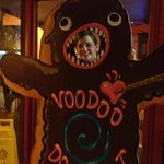 I&#39;m a Voodoo Doughnut!
