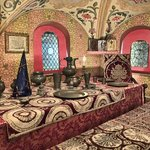 Dining room in Boyar's house
