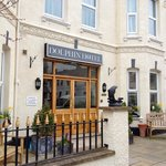 Foto de The Dolphin Hotel Exmouth Ltd