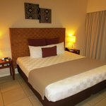  Tanoa king bedded room