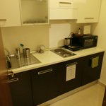 Capital Suites Kitchen