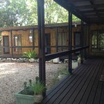 صورة فوتوغرافية لـ ‪Swellendam Backpackers Adventure Lodge‬