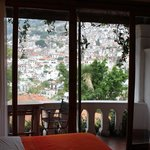  taxco desde la habitacin