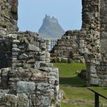  Lindisfarne castle