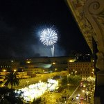  Fireworks over the Vatican City