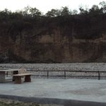 Kosi River and Sitting area