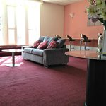  Free WiFi available in our newly decorated and bright quiet lounge