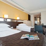 Twin double room LUX