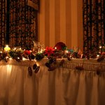  top table in the ball room