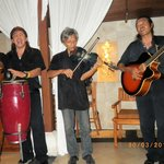  Saturday night band in restaurant