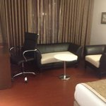 The Study/ leisure area in the room