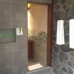  Shower area of Garden Bath Suite