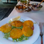  Aloo pakora