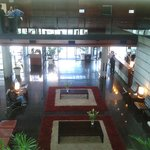  Vista del lobby
