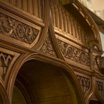 Beautiful Woodwork (photo by Joe Williams)