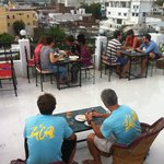  hanuman ghat roof top restaurant