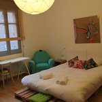  Chambre Paris Pkin - tage 1