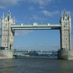  Tower Bridge from the boat