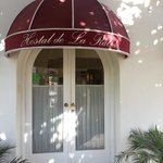  Entrance to Hostal de La Rabida