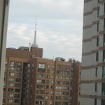  Partial view of the CN Tower
