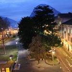 Photo de Hotel Pestalozzi Lugano
