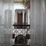  Interior del Riad