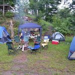 Kittatinny River Beach Campground照片