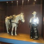 In Cattle Rancher's museum