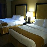 Φωτογραφία: Holiday Inn Express Hotel & Suites Cordele North