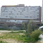  Vista geral do Hotel Husa Chamartin