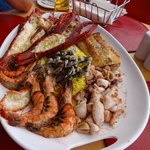  Fantastic Seafood Platter for two