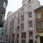  100-years-old building