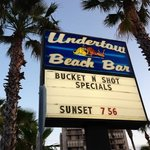  the undertow beach bar