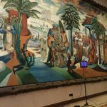 Lovely painting in the conference hall