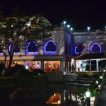 Night view of Palm Resort