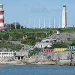 Plymouth Hoe and Smeaton's Tower