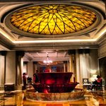 The Ritz Carlton Hotel Lobby