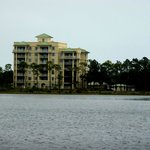 Club Intrawest from across the bay