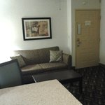  First of two room suite