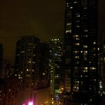  Chicago nightlights from my room