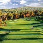 Tom's Run Golf Course in Fall