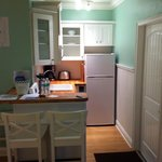 Cape cod kitchen area