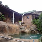 Foto de Hippo Hide Backpackers